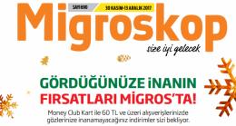 Migroskop 30 Kasım – 13 Aralık Aktüel Kataloğu