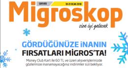 Migroskop 18 Ocak 2018 – 31 Ocak 2018 Kataloğu
