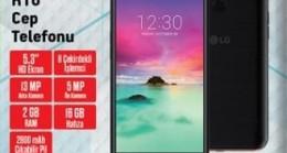 A101 Lg K10 Cep Telefonu İncelemesi