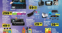 Piranha Araç İçi Yol Kayıt Kamerası – Piranha Bluetooth Fm Transmitter – Piranha Titan C Type Oto Multimedya Sistemi İncelemesi