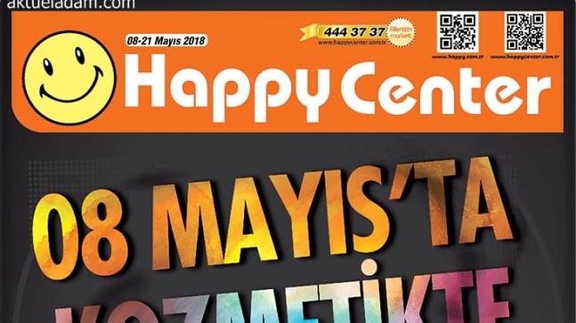 Happy Center 8 Mayıs 21 Mayıs 2018 İndirim Bülteni