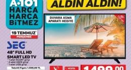 A101 19 Temmuz 2018 Aktüel Kataloğu