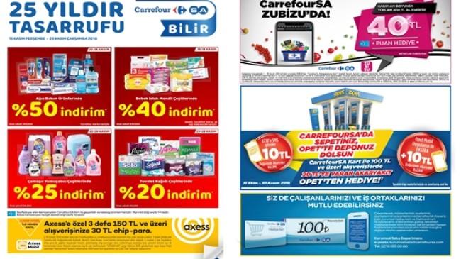 Carrefour 15 Kasım-28 Kasım 2018 Kataloğu