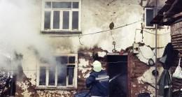 Adana'da 70 Yaşındaki Adamın Evi Kül Oldu!