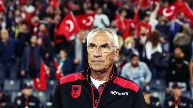 Arnavutluk Teknik Direktöründen Övgü Dolu Sözler!