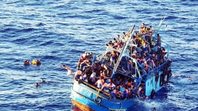 Ayvalık'ta Göçmen Faciası Yaşandı!