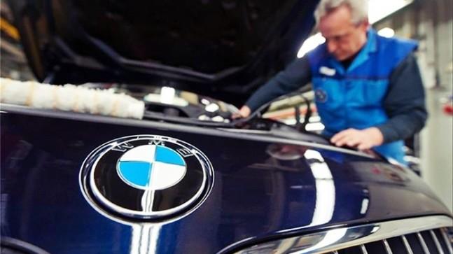 BMW 5 Serisinin 2020 Fotoğrafları Ortaya Çıktı!