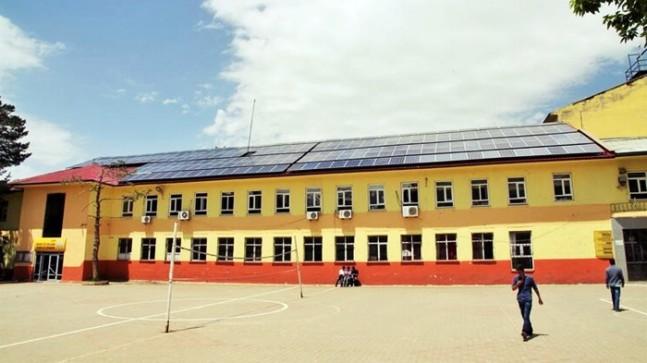 Bursa'da Bulunan Lise Elektrik Üretmeye Başladı!