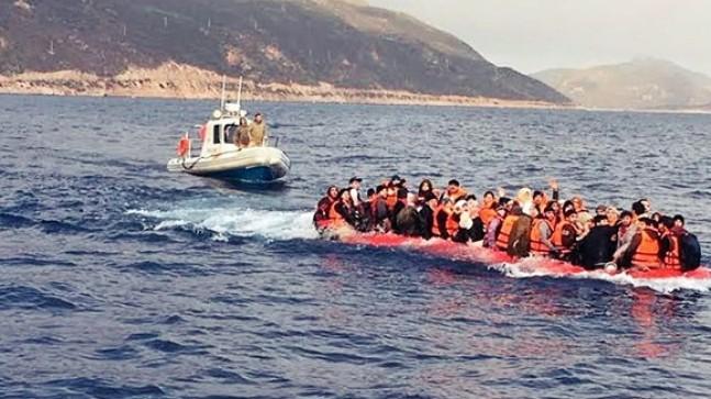 Çanakkale'de 211 Kaçak Yakalandı!