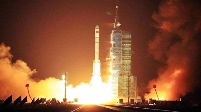 Çin'in Deneysel Uydusu Uzaya Gönderildi!