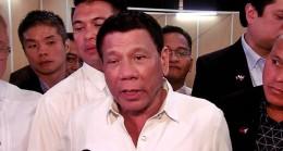 Duterte'nin Rahatsızlığı Ziyaretini Olumsuz Etkiledi!