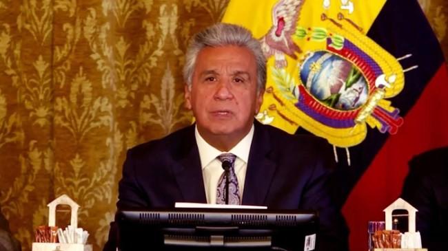 Ekvador'da IMF İsyanı!