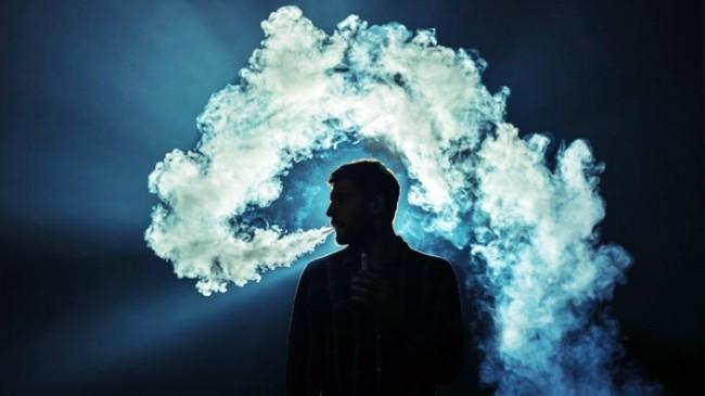 Elektrikli Sigara Akciğerde İltihap Yapıyor !