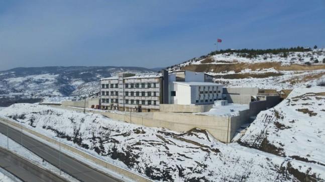 Eskipazar Devlet Hastanesi Tedbiren Taşındı!