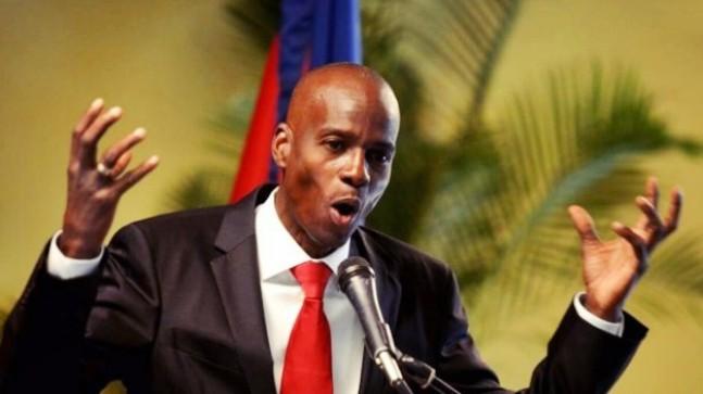 Haiti Devlet Başkanı Jovenel Moise Direnecek!