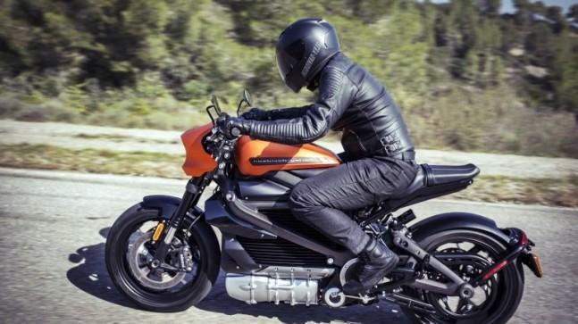 Lüks Elektrikli Motosiklet LiveWire Görücüye Çıktı!