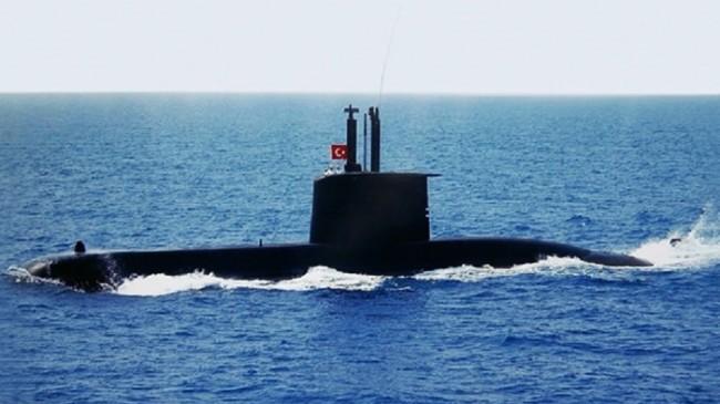 Milli Denizaltı İçin Hedef 2030!