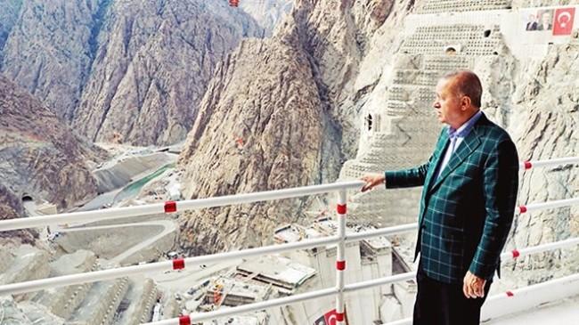 Yusufeli Barajı Artvin'de Yükseliyor!