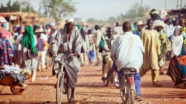 Burkina Faso'da Artık Havai Fişek Kullanılmayacak!