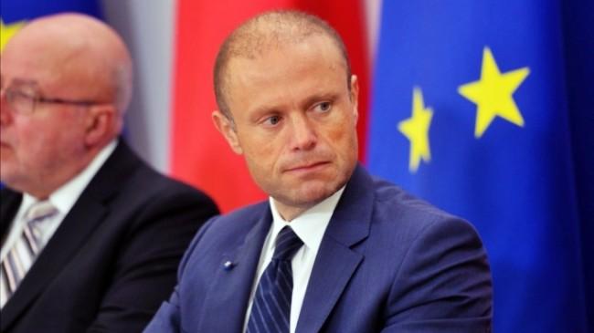 Malta Başbakanı Baskılara Dayanamadı!