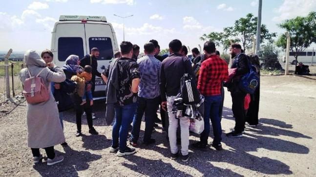 Suriyelilerin Çoğu Türkiye'de Kalmak İstiyor!