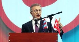 Trabzonspor Başkanı Suçu Karaman'a Yükledi!