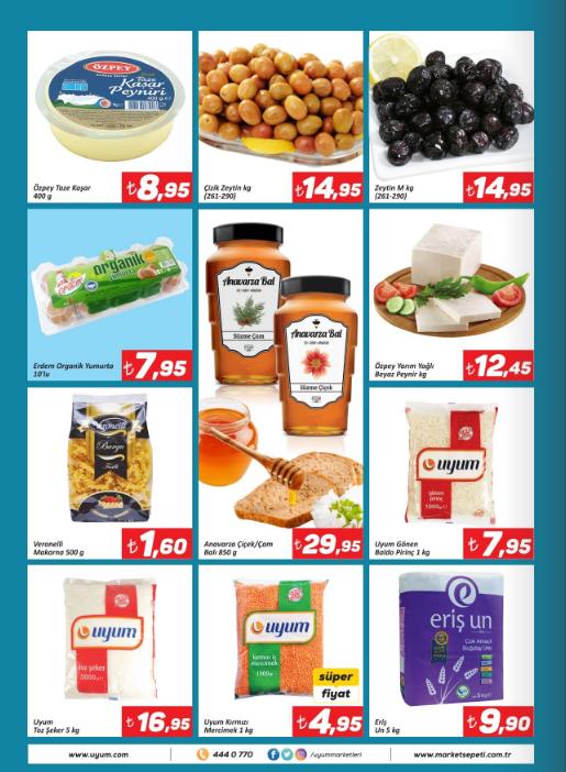 Uyum Market 12 Ocak 18 Ocak 2018 Kataloğu sayfa 2