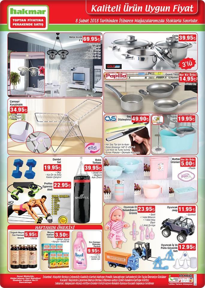 hakmat 8 şubat 2018 çamaşır kurutmalık