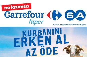 CarrefourSA 2 Temmuz 18 Temmuz 2018 Kataloğu
