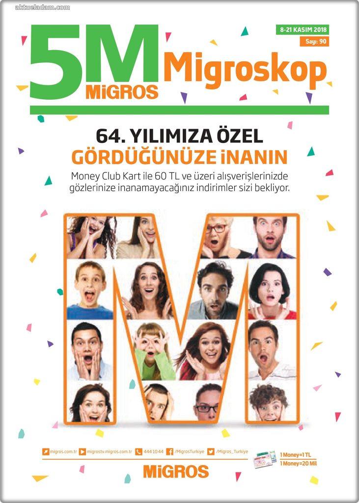 Migroskop 8 Kasım 21 Kasım 2018 Kataloğu 1