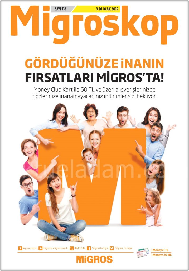 Migroskop 3 Ocak 16 Ocak 2019 Kataloğu 1