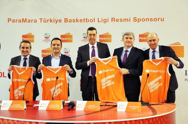 ING Bank Basketbol Süper Ligine İsim Sponsoru Oldu!