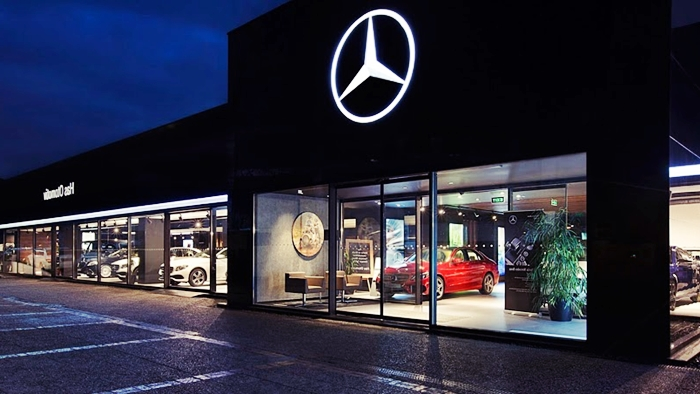 Mercedes Benz'in Akıl Almaz Hatası!