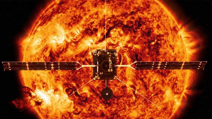 Solar Orbiter Testlerini Başarıyla Tamamladı!