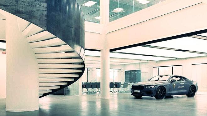 Volvo'dan Sevindiren Elektrikli Araç Hamlesi!