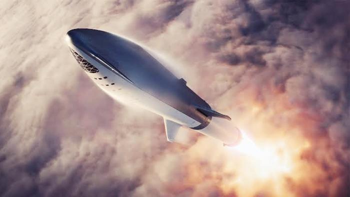 SpaceX'ten Uzaya Super Fare Gonderdi!