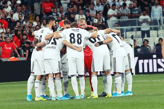Beşiktaş'ın Hızına Avrupa Kulüpleri Yetişemedi!