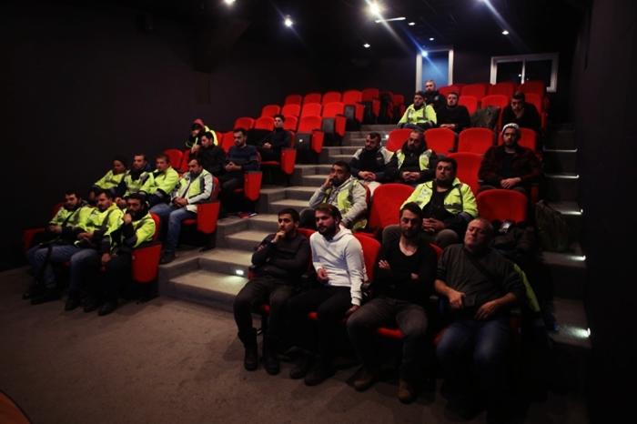 Sakarya'da Belediyenin Otopark Personeli Eğitildi!