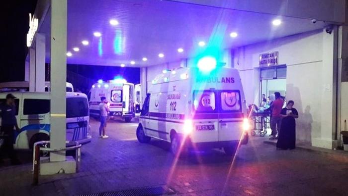 Tarsus'ta Klima Faciası: 5 Yaralı!